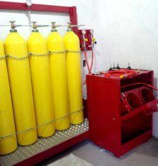 Sistema de Compressor Fixo de Ar Respirável – 11500113