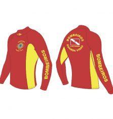 Camisa Guarda-Vidas Manga Longa – 10500325