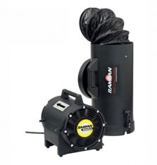 Exaustor / Insuflador Elétrico Ub20 XX – 11000262