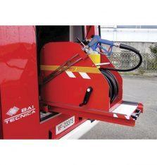 CAFS tipo Trolley para Combate a Incêndio