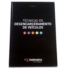 Livro de Técnicas de Desencarceramento de Veículos Holmatro – 12100010