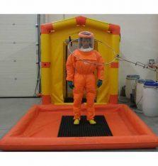 Sistema de Descontaminação Individual  EDEK