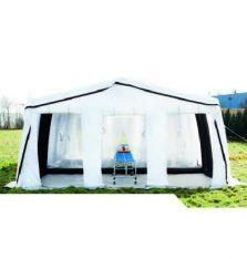 Tendas de Atendimento, Isolamento e Descontaminação