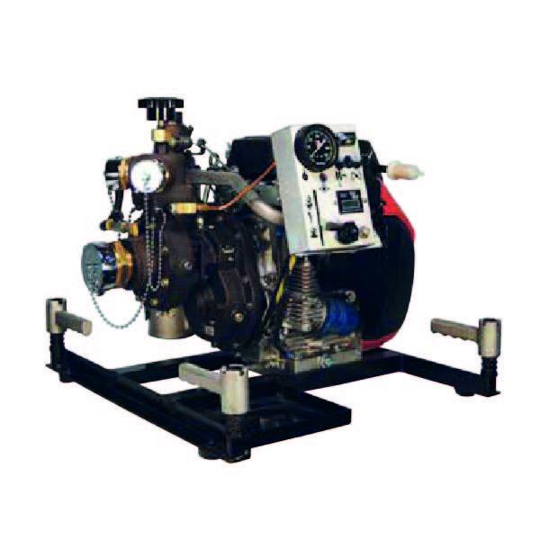Bomba portátil HP 1-1/2AGE 21H