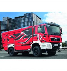 Caminhões TLF 4000