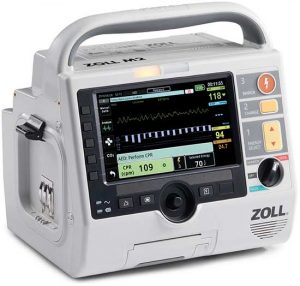 Cardioversor ZOLL M2