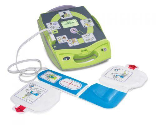 Desfibrilador ZOLL AED PLUS