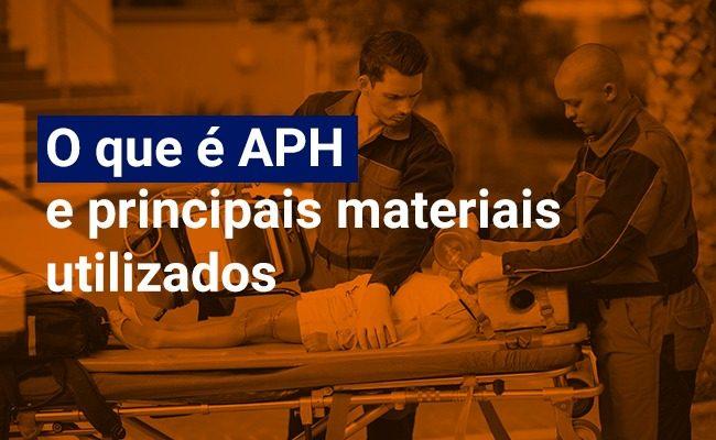 APH: Guia completo sobre Atendimento Pré-Hospitalar [+Catálogo Resgatécnica]