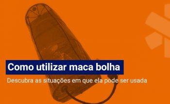 Maca Bolha: como utilizar