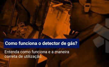 Como funciona o detector de gás?